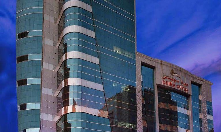DEIRA SUITES HOTEL, DUBAI - Family Accommodation in Bur